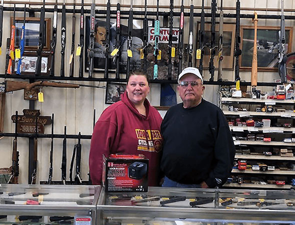 FROM THE COUNTER: DARYL'S GUN SHOP, INC., STATE CENTER, IOWA